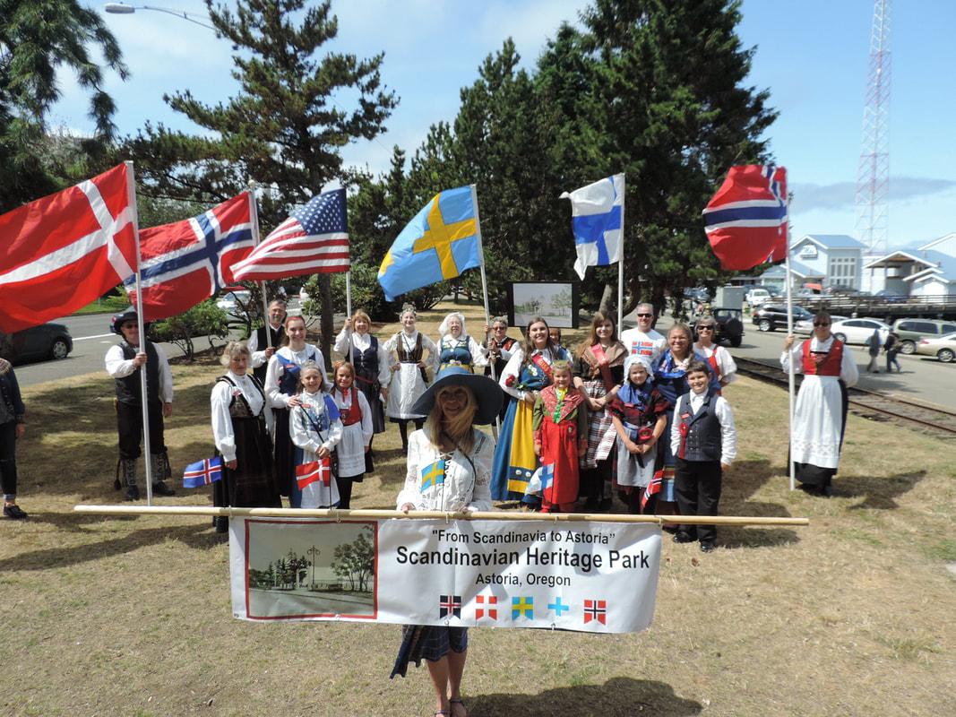 2018 Scandinavian Midsummer Festival